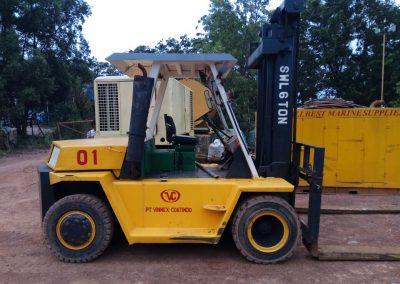 Forklift Daewoo 7 Ton