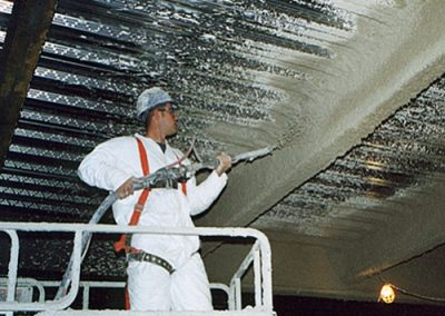 Passive Fire Proofing